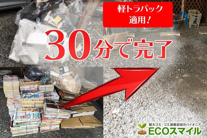格安おススメ業者のトラック積み放題での不用品回収板橋区の現場レポート