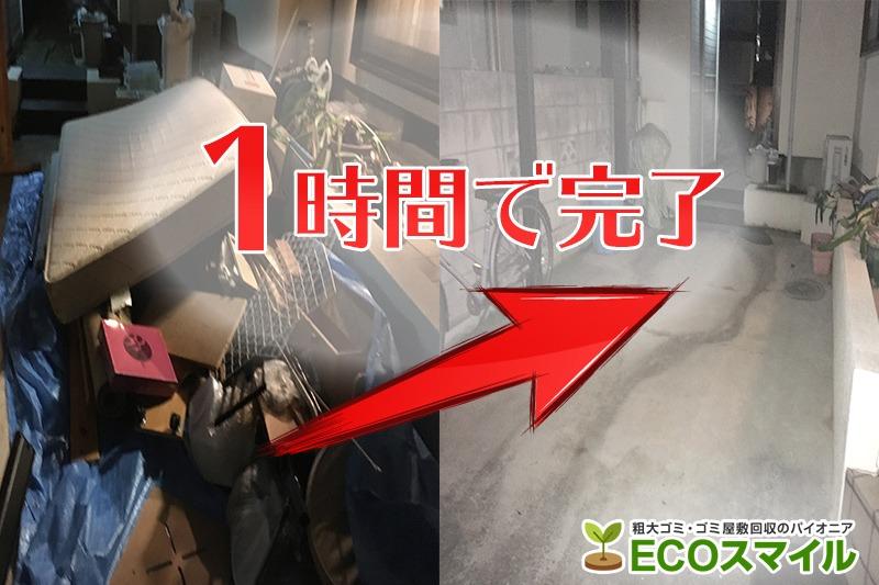 格安おススメ業者のトラック積み放題での東京都大田区の不用品回収現場レポート