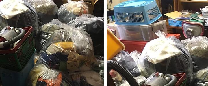 ゴミ屋敷|汚部屋の掃除・片付け代行