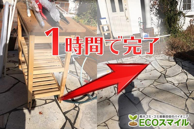 格安おススメ業者のトラック積み放題での不用品回収|埼玉県越谷市の現場レポート