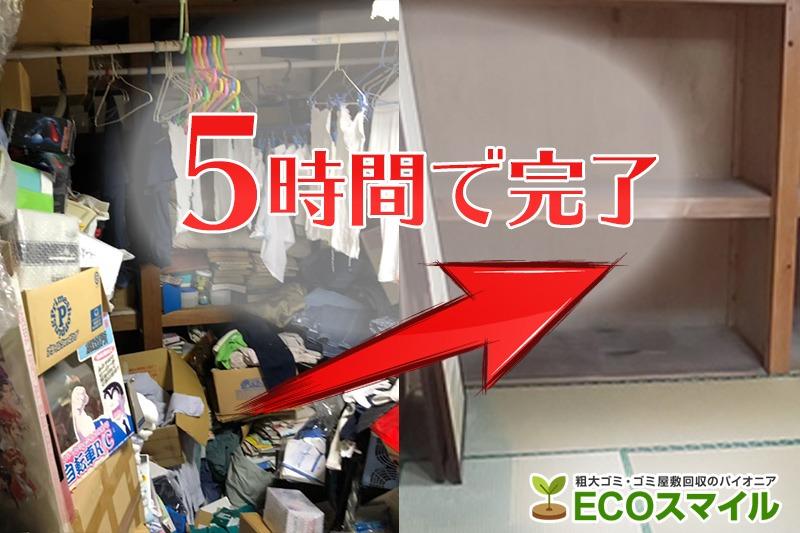格安おススメ業者のトラック積み放題でのゴミ屋敷の掃除、片付け代行及び不用品回収|東京都文京区の現場レポート