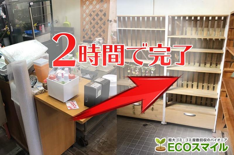 格安おススメ業者のトラック積み放題での不用品回収|神奈川県横浜市神奈川区の現場レポート