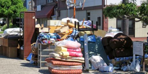 大田区で区に粗大ごみを収集してもらう方法