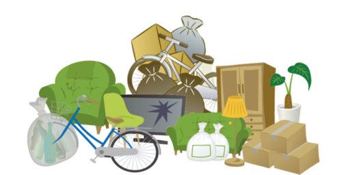 大田区で回収できる粗大ごみ・回収できない粗大ごみ