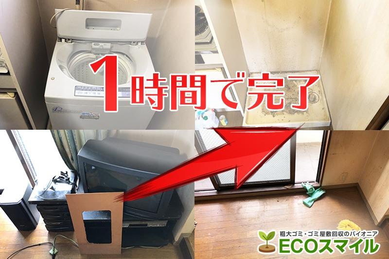 格安おススメ業者のトラック積み放題での不用品回収|東京都東村山市の現場レポート