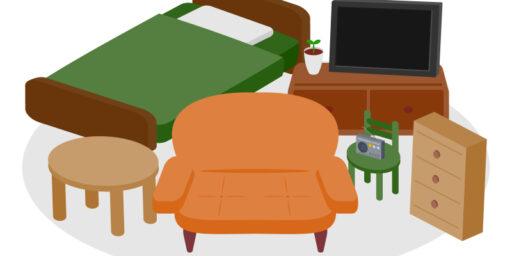 引っ越し時に出る粗大ゴミの5つの処分方法
