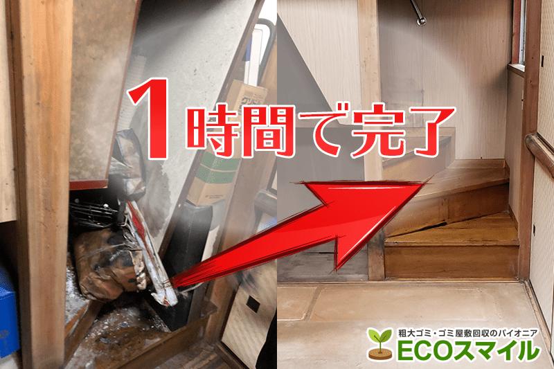 格安おススメ業者のトラック積み放題での不用品回収|埼玉県狭山市の現場レポート