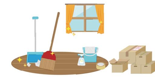 3DK以上のゴミ屋敷や事務所倉庫の大掃除